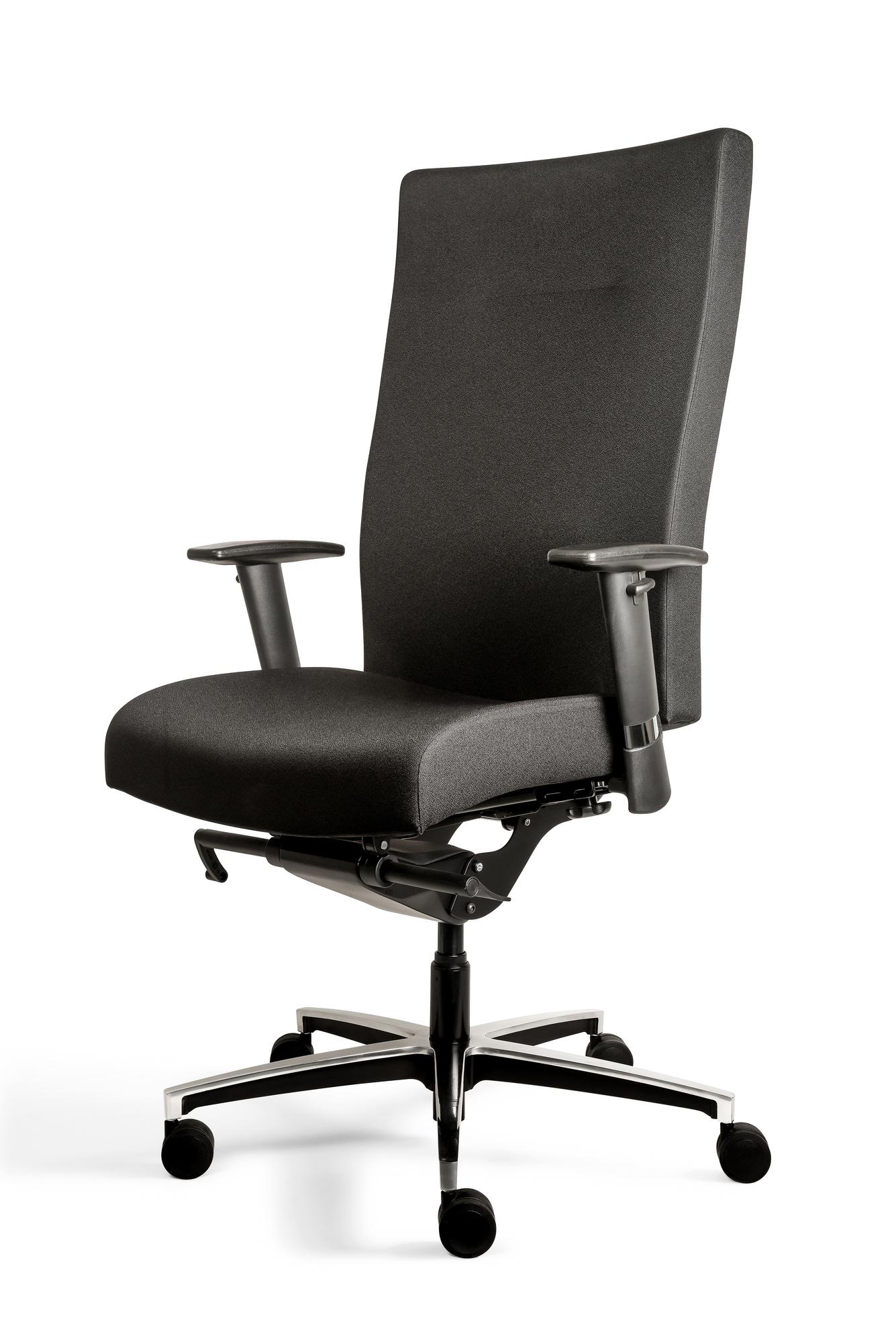 Bureaustoel Egner Pro Manager XL zwart