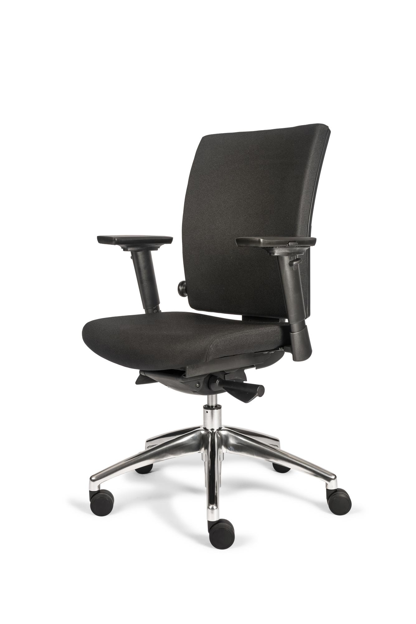 Bureaustoel Egner Pro-S Plus 3D NEN-EN1335